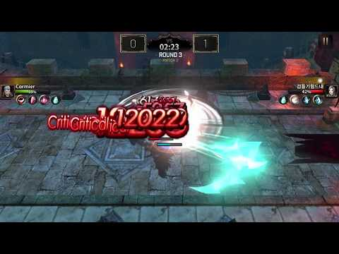 HIT : Heroes of Incredible Tales Top Player Hugo Vs Anika  Tournament EP#3