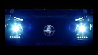 The ALPHA TITAN made by ALPHA ARMOURING® based on Mercedes G 500 4x4²