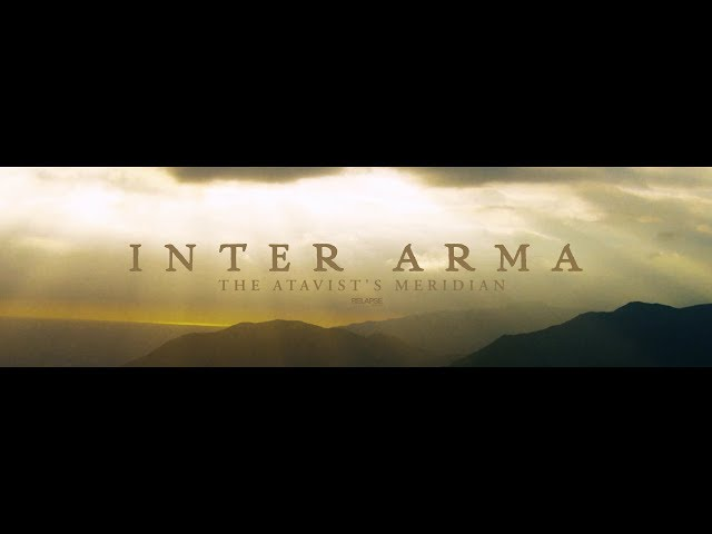 Inter Arma Release Trippy 12-Minute New Song