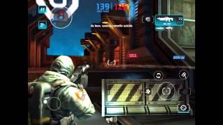 Shadowgun Deadzone Gameplay ZC - Diversation - Oh R.A.T.S.! (iOS)