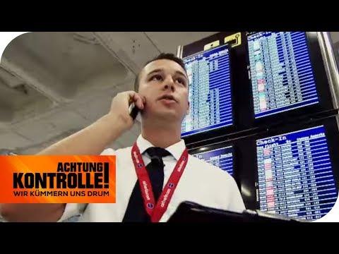 Chaos am Flughafen Palma de Mallorca: Was ist passiert? | Achtung Kontrolle | kabel eins