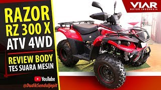 VIAR RAZOR 300X ATV 4WD TERBARU