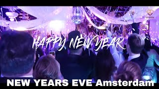 NYE | New Year Eve in Amsterdam GRAND BALL REVIEW
