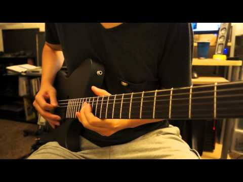 Hysteria, MUSE - Guitar Cover