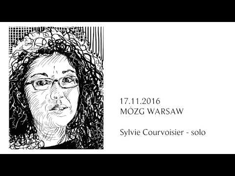 Sylvie Courvoisier - solo concert from MÓZG