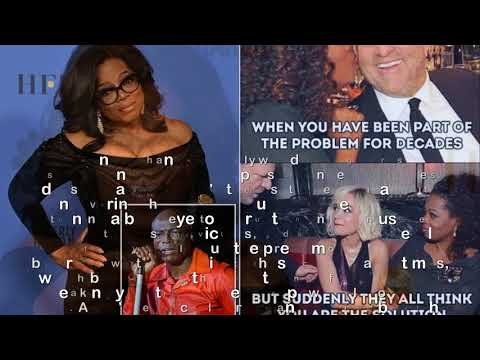 Seal calls out Oprah ignoring rumors on Harvey Weinstein