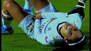 It hurts girls, too! (Female Nut Shots #7 女金蹴り/マン蹴り) - Soccer CLEATS to the groin