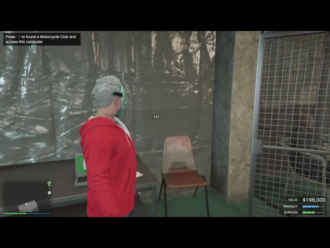 GTA × RTJ! Double Cash on Bunker work! x)