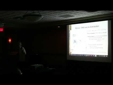 """(Speaker 2) Dr. Margo Pybus """"CWD in Alberta - Experience and Programs"""""""