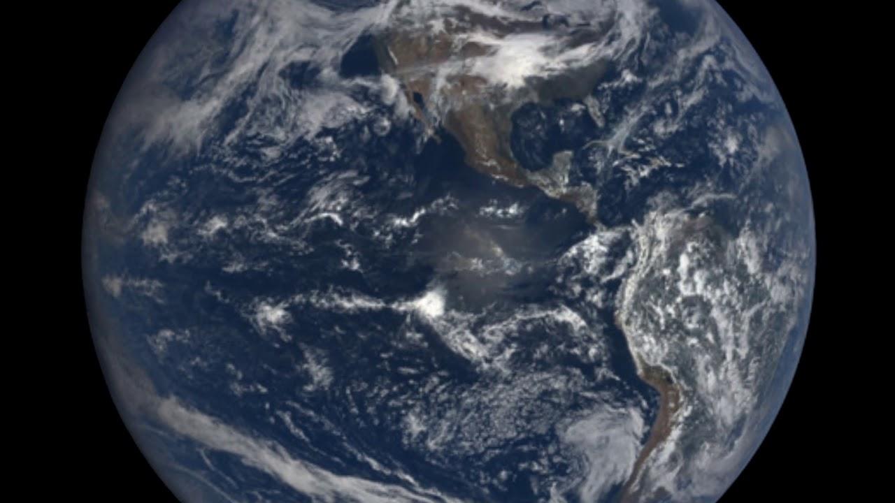 Por que não sentimos a Terra girar?