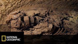 Jako pierwsi sfilmowali wnętrze tego grobowca! [Wielka egipska wyprawa]