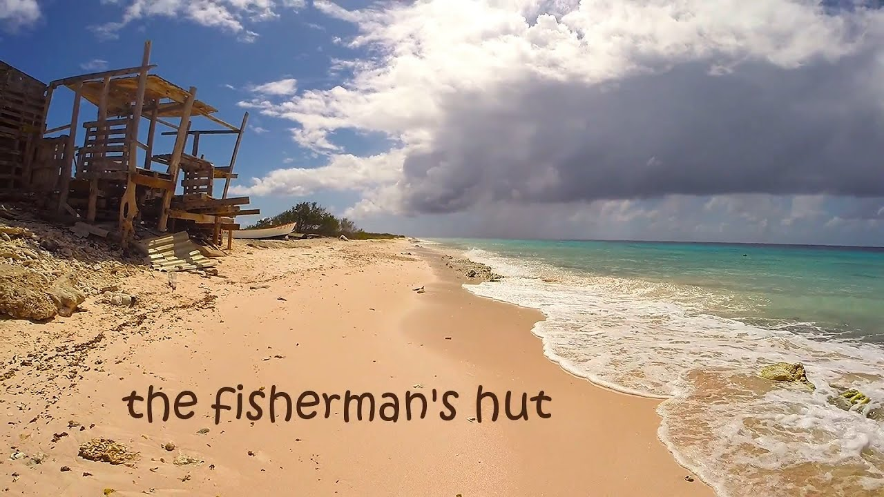 Fisherman 39 s hut diving in bonaire youtube - The dive hut bonaire ...