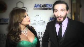 Susan Cingari Catches up with UFC Fighter Mike Rio at the South Florida MMA awards