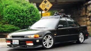Honda Accord IV CB7 - JDM USDM Tribute # Film 3