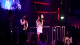 MEGAN BRANDS LIVE ! 2012
