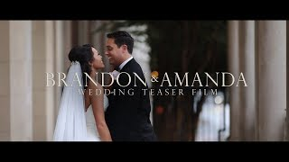OUR DREAM WEDDING TEASER | Biltmore Ballrooms