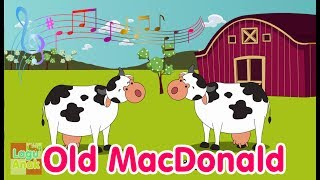 Old MacDonald Had A Farm | Nursery Rhyme | Lagu Anak Channel