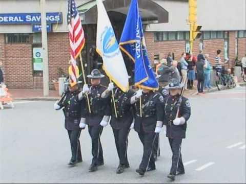 Memorial Day Parade 2016 - Somerville, MA