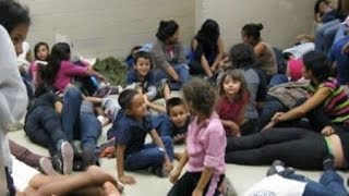 Child Detainees Victims of US Immigration Policy Based On Mass Incarceration & Detention