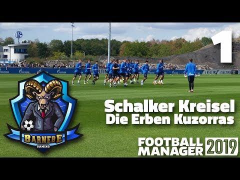 ⚽ FM19 | FC Schalke 04 | Schalker Kreisel | Season 1 | Episode 1 | Football Manager 2019