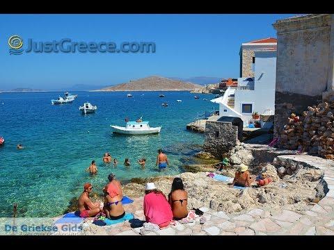 Halki Island (Dodecanese) - JustGreece.com