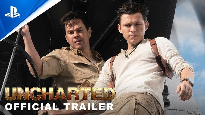 UNCHARTED - Official Trailer (HD)
