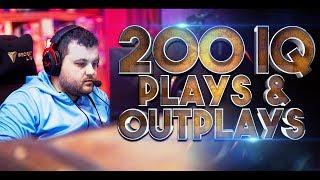BEST 200 IQ Plays & Outplays of WePlay! Bukovel Minor 2020 - Dota 2