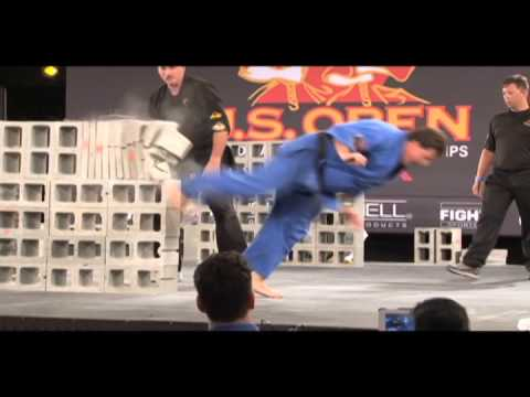 Breaking Highlights from 2013 U.S. Open Karate Tournament