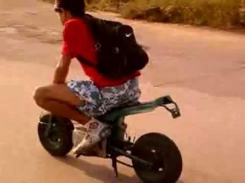 Mali motorin