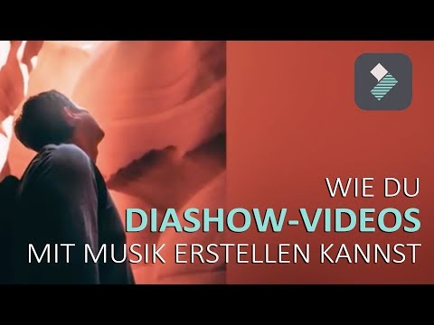 Wie du Diashow-Videos mit Musik erstellen kannst