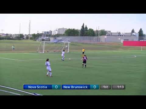 2017 Canada Summer Games - Women's Soccer - Nova Scotia vs. New Brunswick