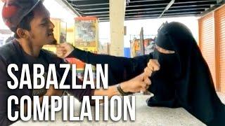 Kompilasi video Azlan Andi + Sabatini ( Penulis Buku Biniku Ninja )