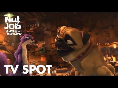 """The Nut Job 2: Nutty by Nature 