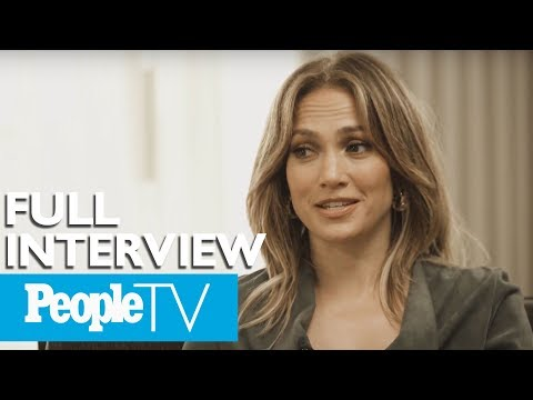 Jennifer Lopez Opens Up About Balancing Her  Acting & Love Life   PeopleTV