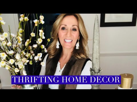 Sourcing Cheap Home Décor | Budget Decorating | Personal Use Thrifting | Episode 42
