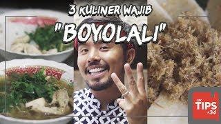 Jurnal Indonesia Kaya: 3 Kuliner Boyolali yang Wajib Dicoba