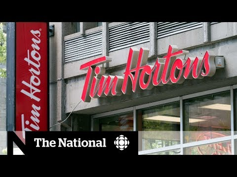 New Tim Hortons exec.: We can tailor ourselves for China