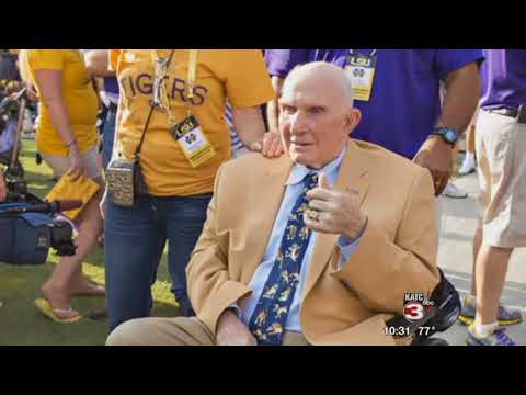 Y.A. Tittle Dies at 90