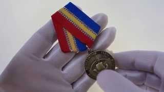 видео Изготовление медалей на заказ в Киеве
