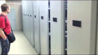 """видео: Автоматизированные стеллажи """"7 полок"""""""