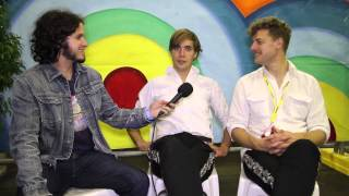 Interview: The Hives at the Big Day Out Sydney (2014)