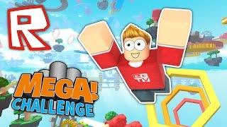 ROBLOX MEGA CHALLENGE!!! [AD]