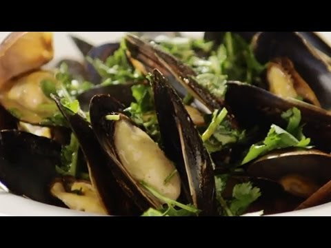 How to Make Steamed Mussels | Seafood Recipes | Allrecipes.com