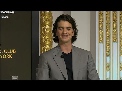 ECNY Events - Adam Neumann