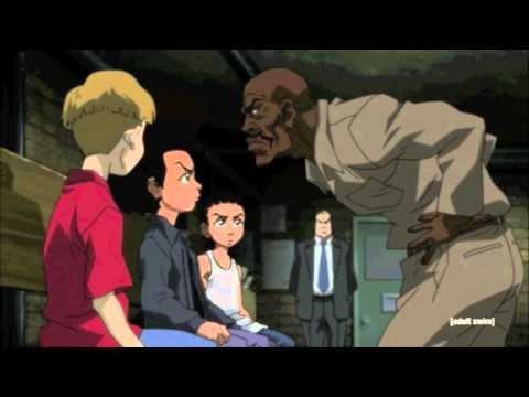 Prison Industrial Complex (Excerpt from The Boondocks)