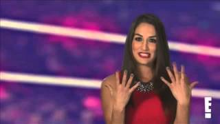 Total Divas Season 1, Episode 1 clip: The Bella Twins meet Eva Marie & JoJo