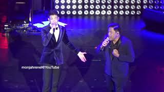 Martin Nievera & Darren Espanto FULL DUET [Unstoppable Concert]
