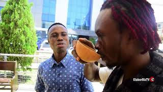 Young Ghanaian makes Locally Brewed Beverages Trendy at Events