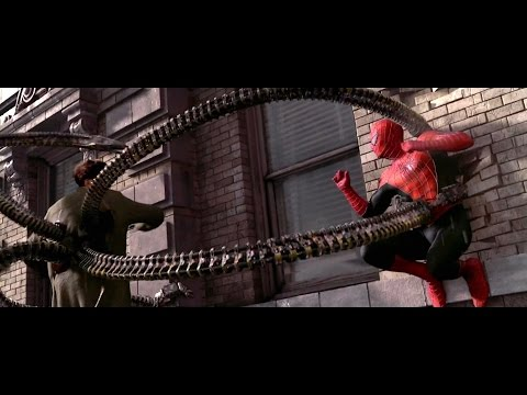 Thumbnail: Spider-Man - Fight Moves Compilation HD
