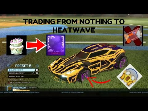 Best Rocket League Trading Guide For Beginners And Experts on Ps4 ,Xbox one,Pc